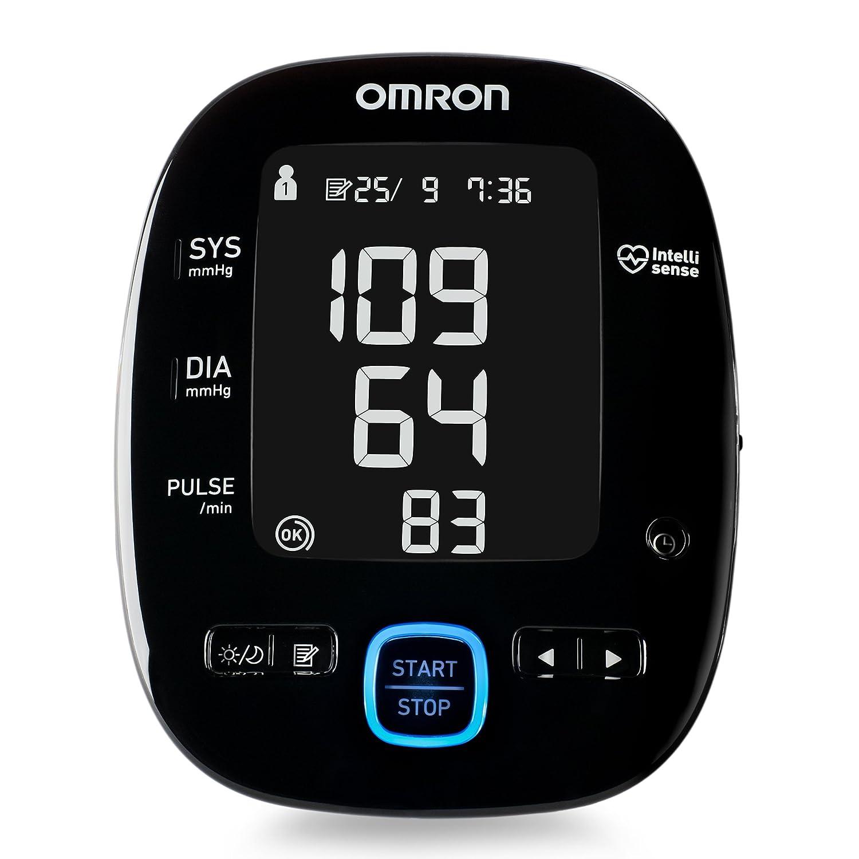 OMRON MIT5s Connect - Tensiómetro de brazo, Bluetooth, aplicación ...