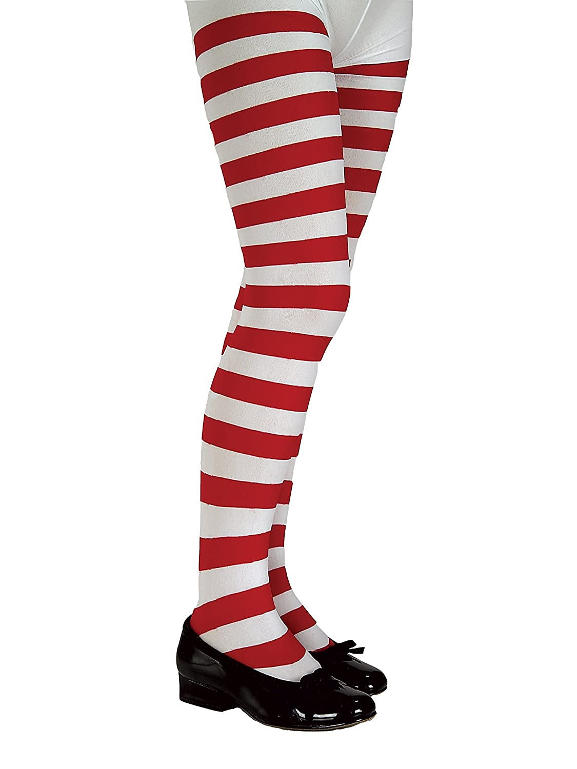 Rubies Little Girls Striped Tights - Child Rubies Costume Co
