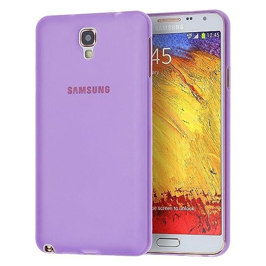 183 opinioni per doupi UltraSlim Case per Samsung Galaxy Note 3 Neo satinato fine piuma facile