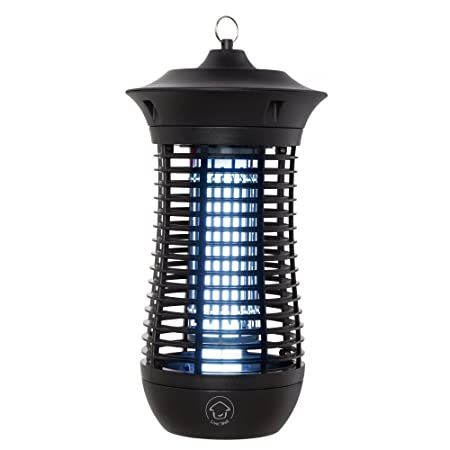 Amazon.com : Bug Zapper For Mosquitos   Outdoor Mosquito Killer With UV  Light   18 Watt Electric Insect Repeller For Standing Or Hanging   Extra  Quiet And ...