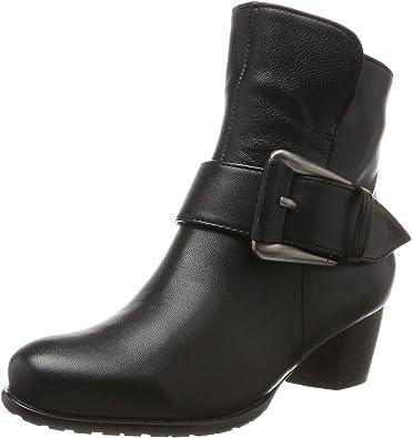 ARA Damen Florenz st Biker Boots: : Schuhe