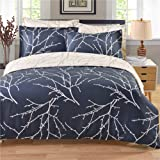 Amazon Com City Scene Branches Collection French Blue