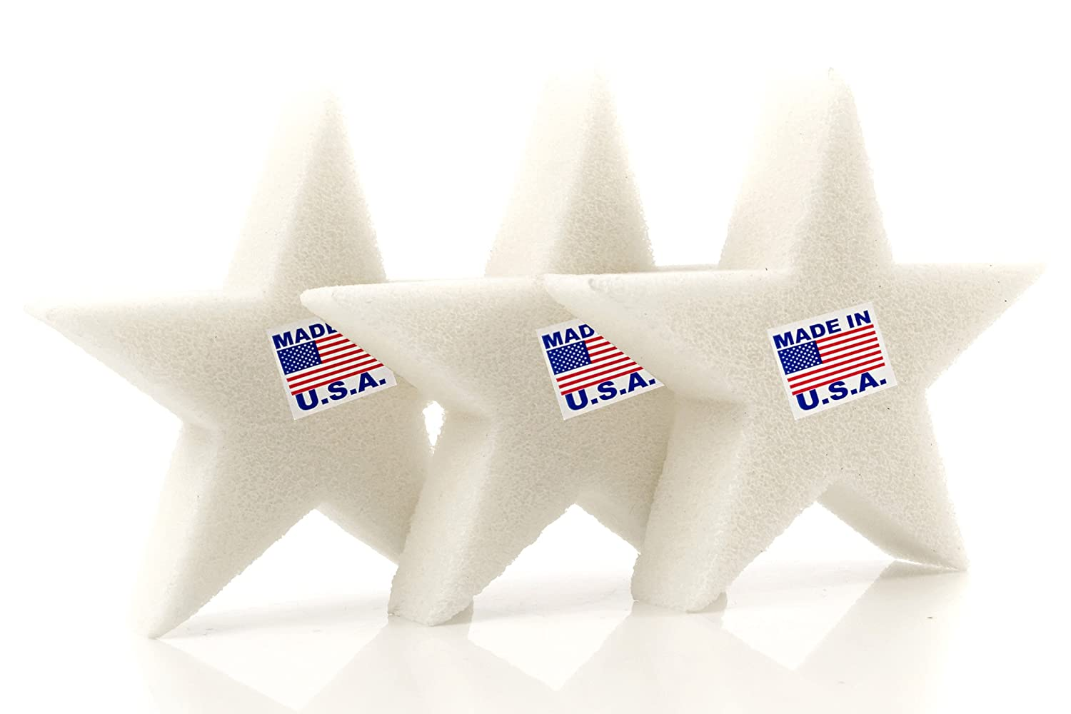 Impresa Products 3-Pack Scum Star Oil Absorbing Sponge - Perfect for Swimming Pool, Spa and Hot Tub Use - Made in USA