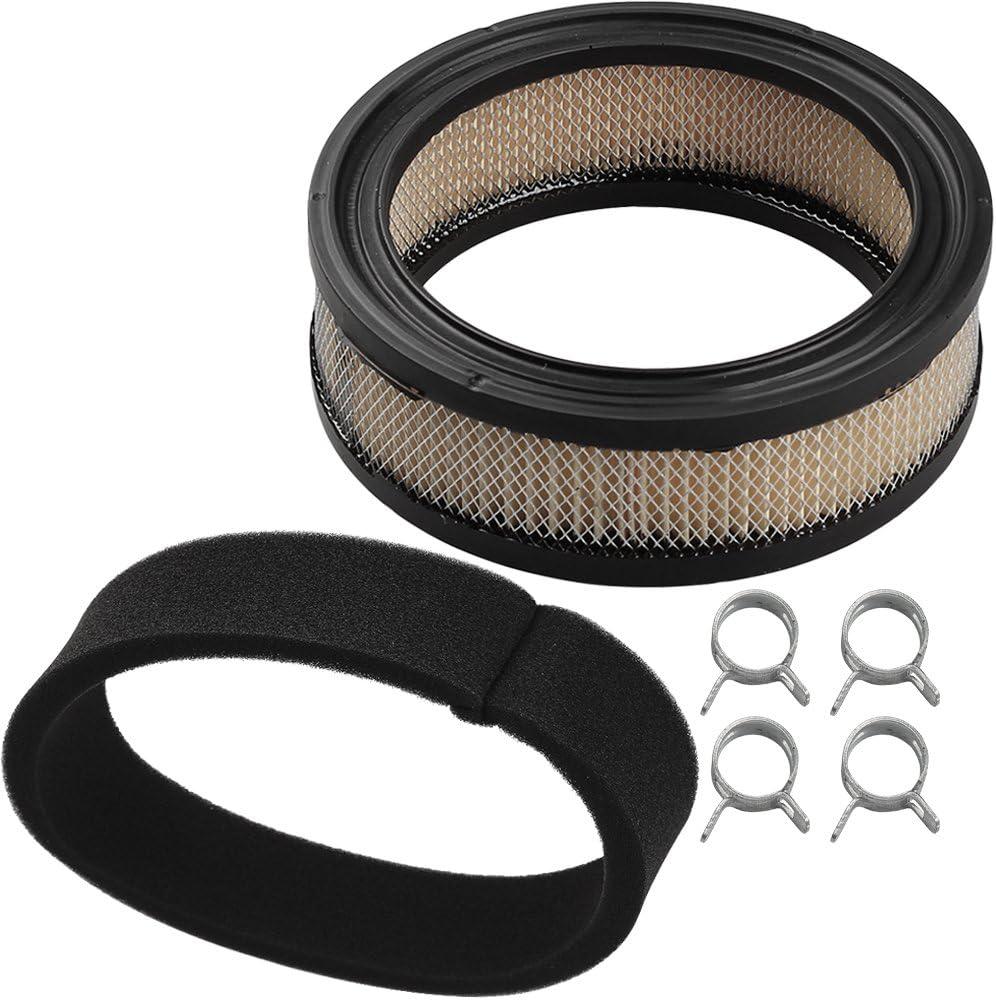 Air Filter Plus Pre-Filter For Kohler 235116-S 237421-S John Deere AM31400
