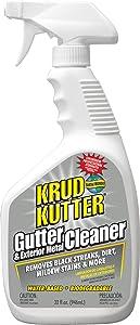 KRUD KUTTER GC326 Gutter Cleaner, 32-Ounce