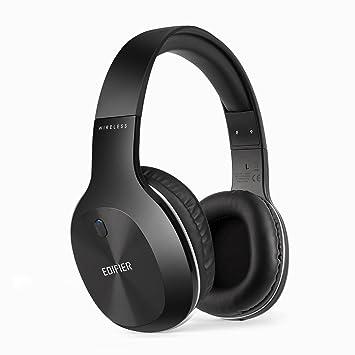 Auriculares Bluetooth Diadema, EDIFIER Cascos Bluetooth / Auriculares Inalámbricos Cancelacion Ruido con Micrófono Hi-