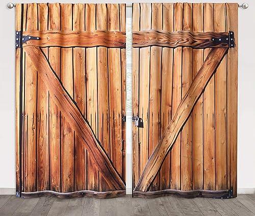 KGORGE Blackout Curtains 84 inch