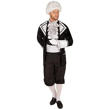 dressforfun Disfraz para Hombre Conde aristócrata | Incl ...