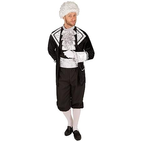 dressforfun Disfraz para Hombre Conde aristócrata | Incl. medias y pañuelo para cintura (XL | no. 301402): Amazon.es: Juguetes y juegos