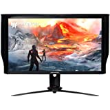 "Acer Predator XB273K Gpbmiipprzx 27"" UHD (3840 x 2160) IPS NVIDIA G-SYNC Compatible Monitor with VESA Certified…"