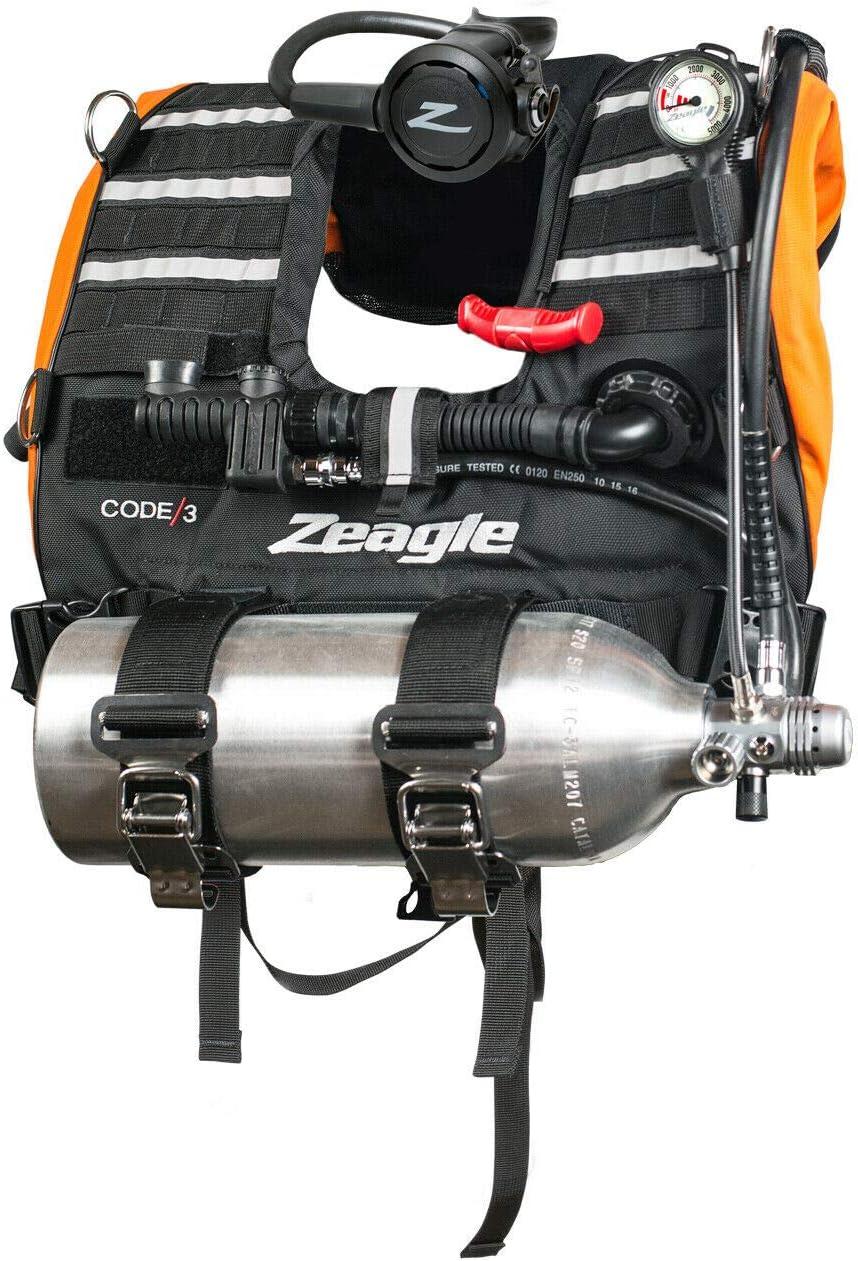 Zeagle Code 3 BCD Complete Set