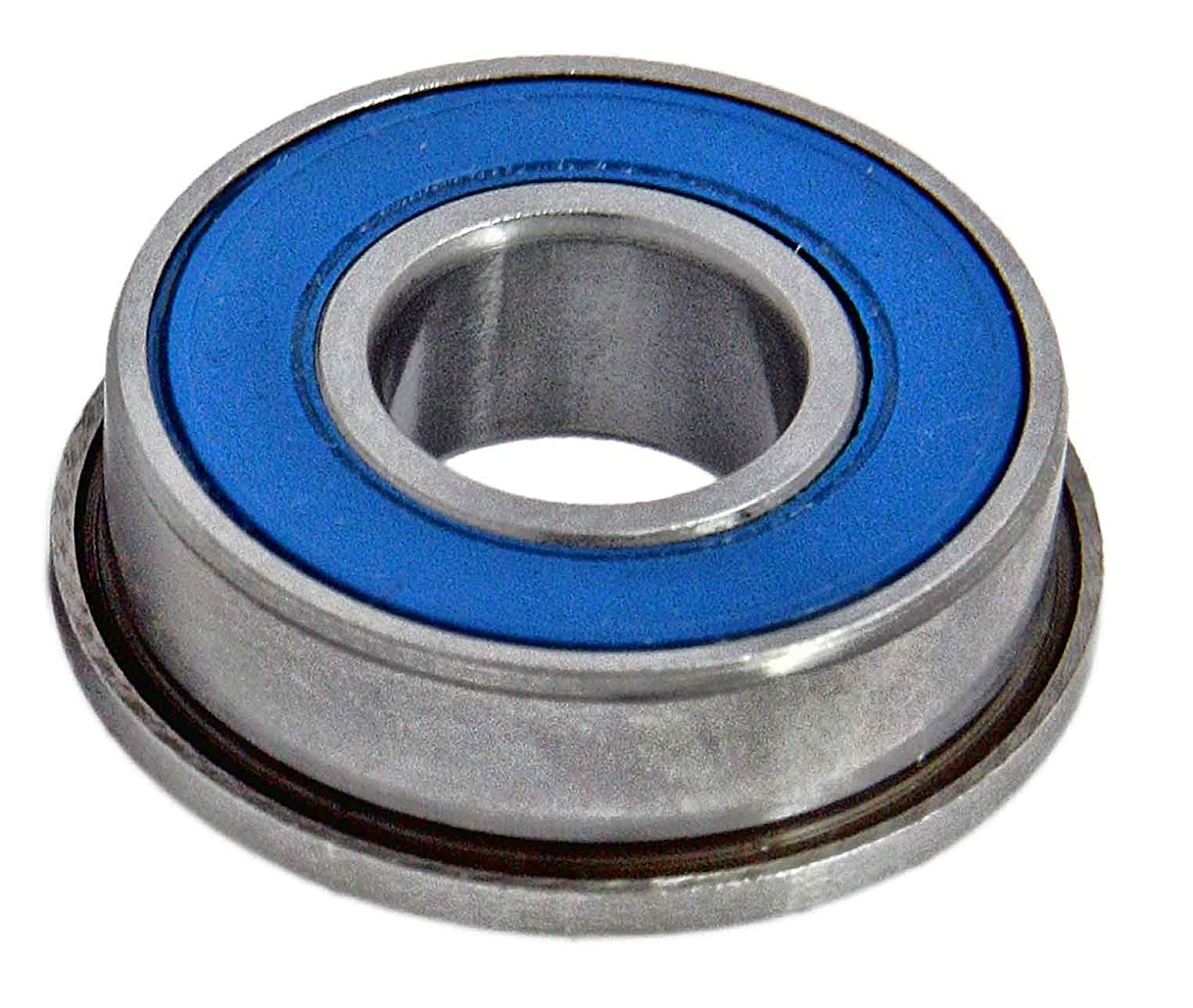 Flanged Sealed FR6-2RS 3/8 x 7/8 x 9/32 inch Miniature Ball Bearing