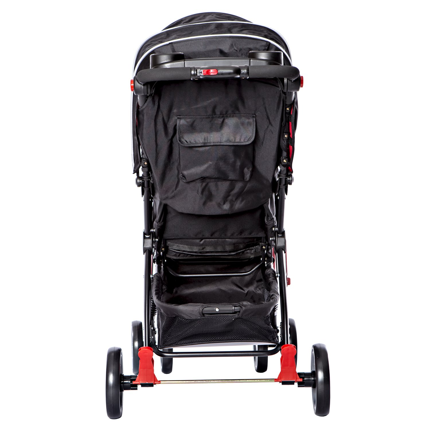 Dream On Me Maldives Lightweight Stroller, Red by Dream On Me (Image #4)
