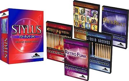 Spectrasonics Stylus RMX Xpanded VST Virtual Drum Software ...