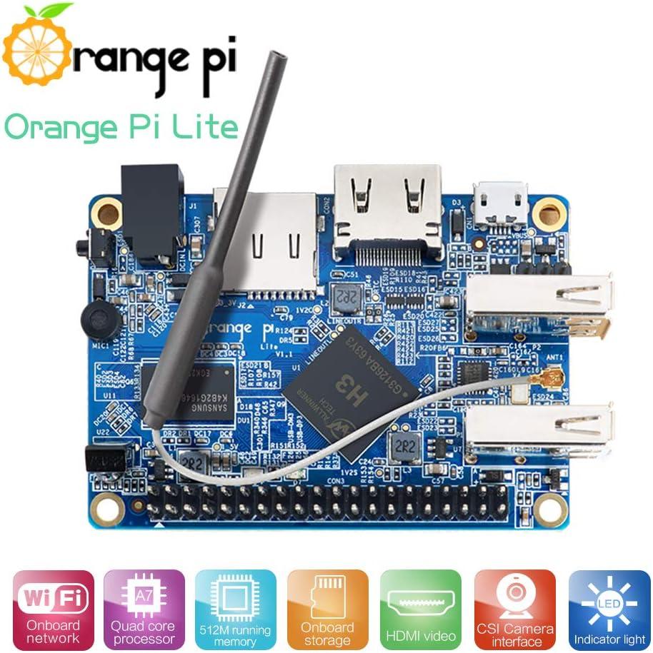 Orange Pi Lite SET14 Lite 512MB and Heat Sink