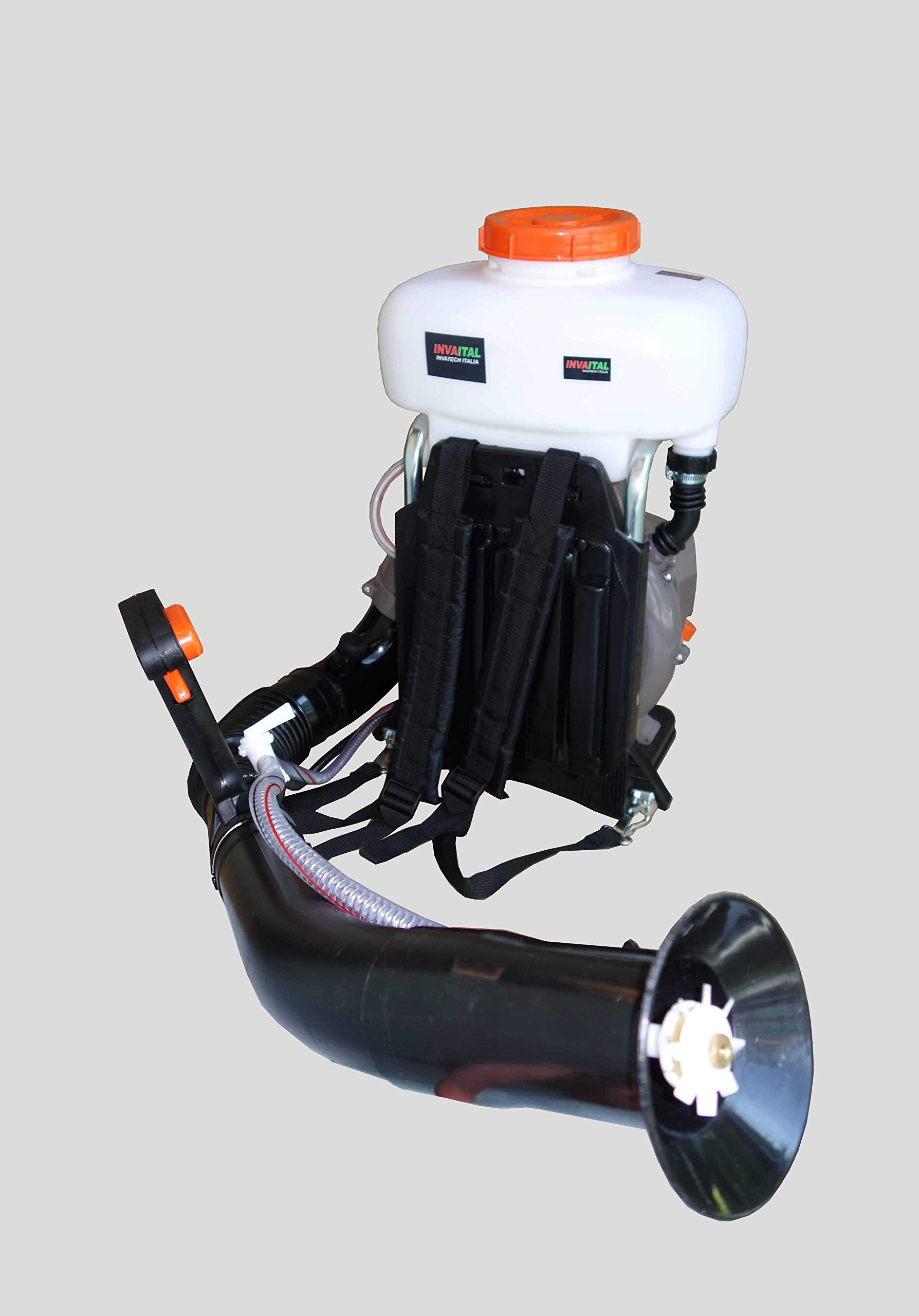 Invatech Italia New Model: 868 Mister Duster Mosquito Sprayer Mosquito Fogger Backpack Sprayer Cold Fogger by Invatech Italia (Image #2)