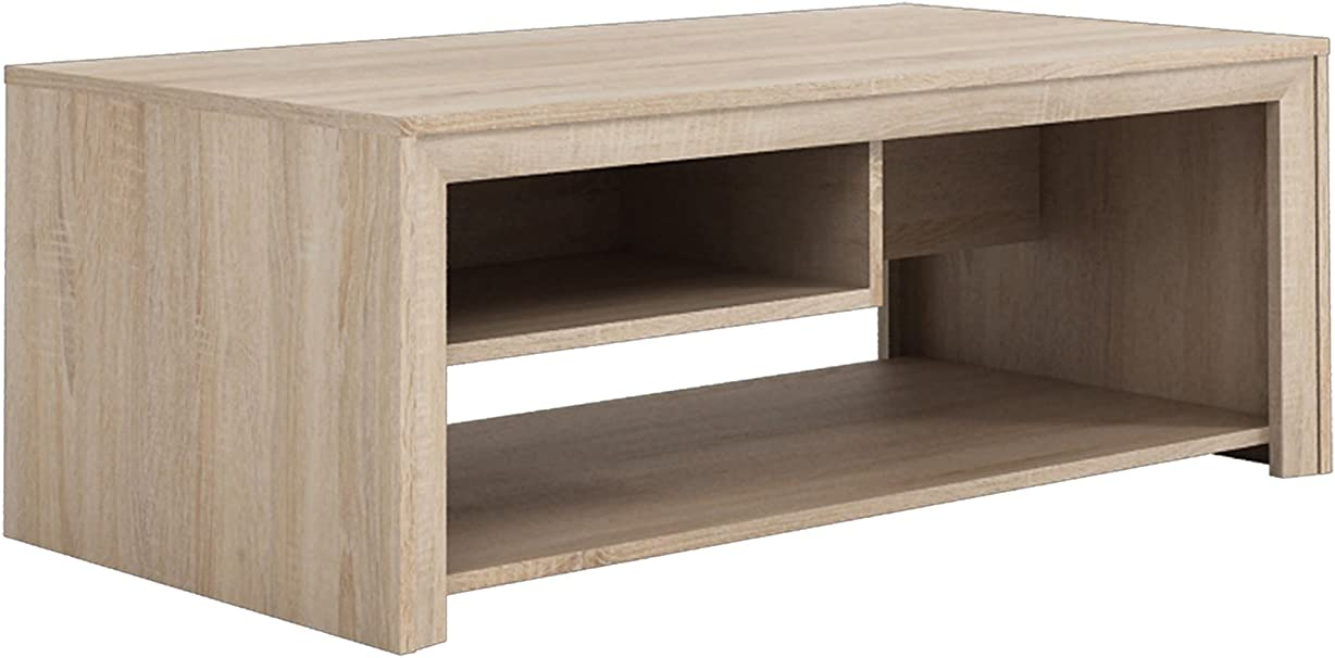 Fashion Home Mesa De Centro Verona A9 Madera: Amazon.es: Hogar