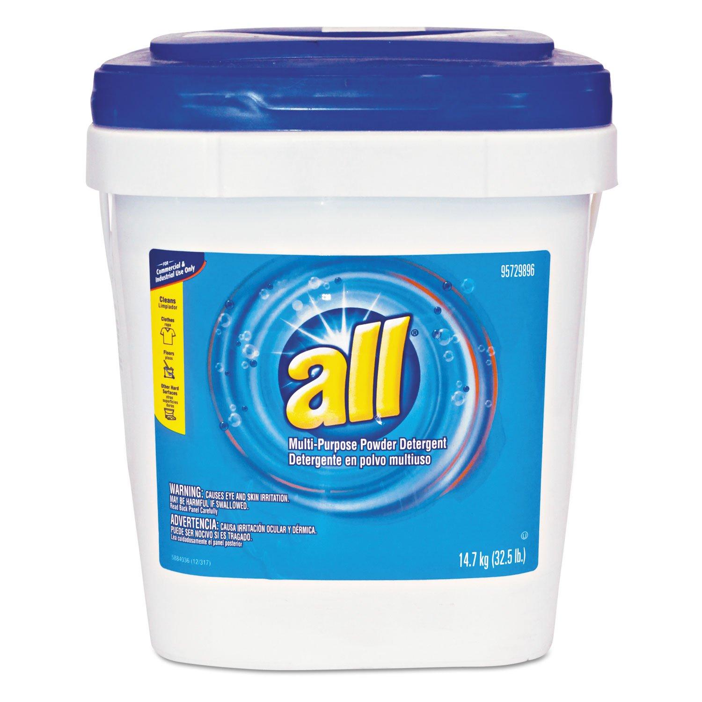 Johnson Diversey All-Purpose Powder Detergent 32.5 Lb Tub, New by Johnson Diversey
