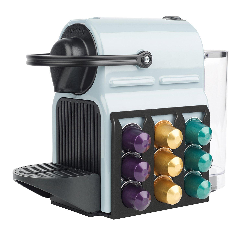 Juego de c/ápsulas vac/ías y portac/ápsulas para cafeteras Nespresso Capsulin 400 capsules