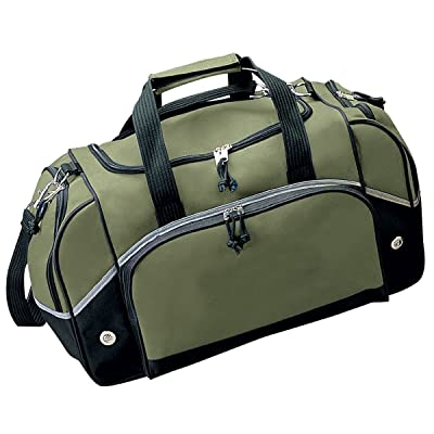 "20.5"" Gym Duffel Color: Olive"
