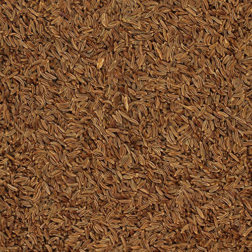 - The Spice Lab No. 123 - Whole Caraway Seeds - Kosher Gluten-Free Non-GMO All Natural Spice - 4 oz Resealable Bag
