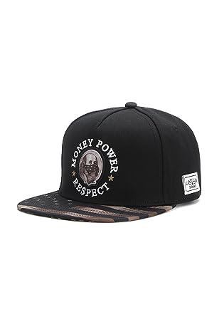Cayler   Sons Men Caps Snapback Cap White Label Money Power Respect Black  Adjustable 20a63cbf7d1d