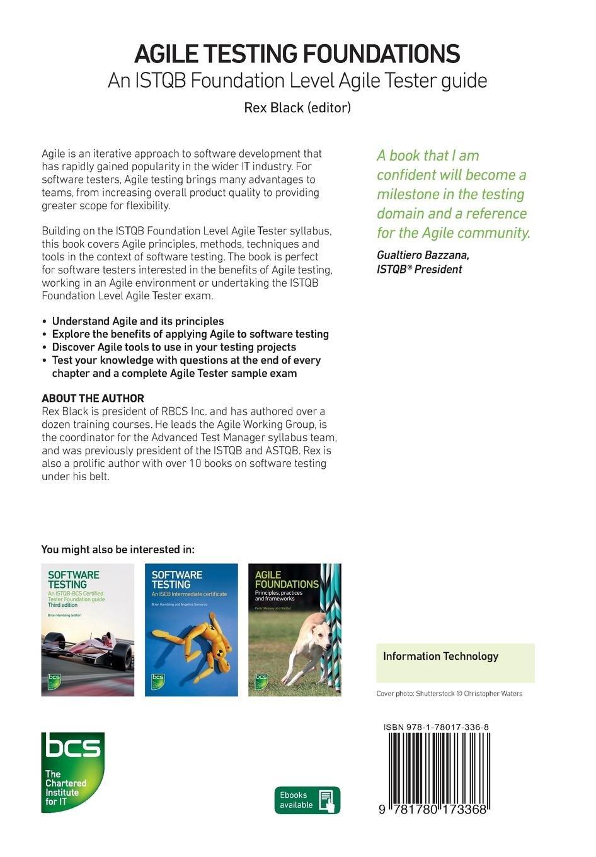 Agile Testing Foundations An Istqb Foundation Level Agile Tester