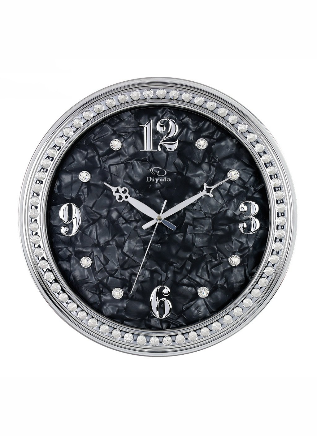 ZHENAI リビングルームクリエイティブ20インチの壁時計、ベッドルーム静かな金属製クォーツ壁掛け時計、3種 ( 色 : C , サイズ さいず : 20 Inches ) B07BKYRJF6 20 Inches C C 20 Inches