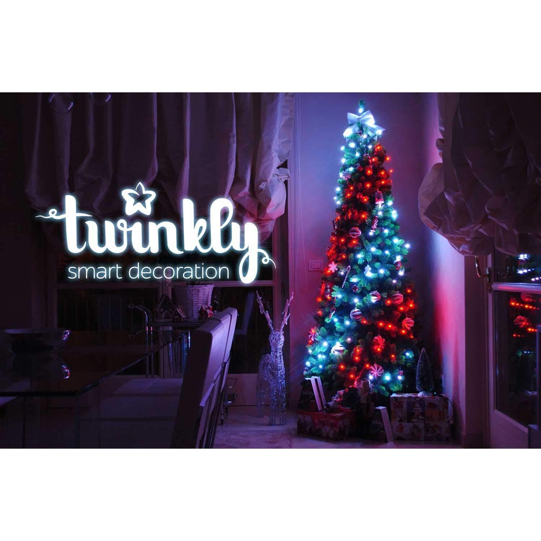 Twinkly App Controlled Lights Set of 100 Amazon Lighting