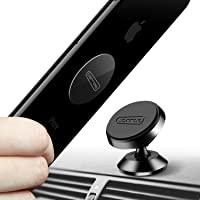 TORRAS Magnetic Car Mount, 360 Rotation Car Phone Holder for Dashboard Cell Phone Cradle Mount Compatible with Samsung Galaxy Note 9 / S9 / S9 Plus / S8 / S7, iPhone X / 8 / 7 / 6 / 5 and More