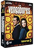 Los Vengadores  Temporada 5 [DVD]
