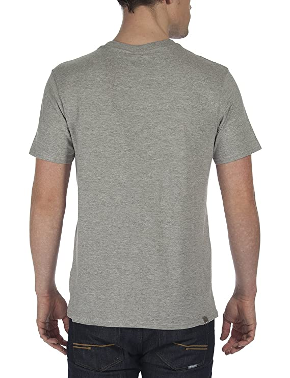 Bench Herren T-Shirt Emblazon, Gr. Large, Grau (Grey Marl GY001X):  Amazon.de: Bekleidung