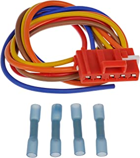 71KaUylTFEL._AC_UL320_SR284320_ amazon com acdelco 15 80647 gm original equipment heating and air 7-wire blower motor resistor harness at bayanpartner.co