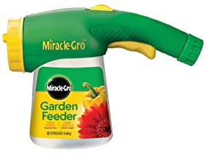 Miracle-Gro Garden Feeder with 1-Pound Miracle-Gro All Purpose Plant Food (Plant Fertilizer)