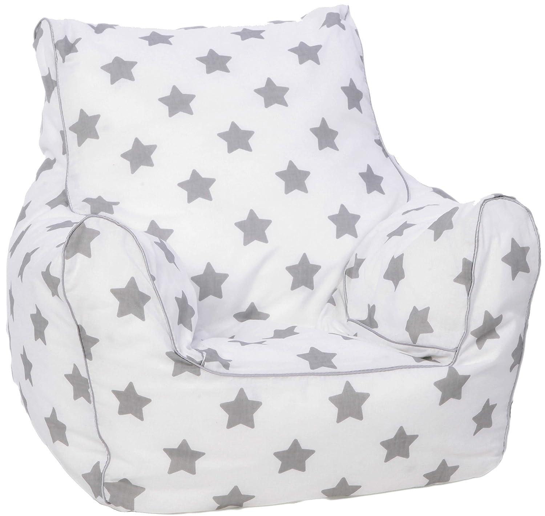 Knorrtoys 68210 Gigoteuse pour Enfant Motif étoiles Gris KNORRTOYS.COM