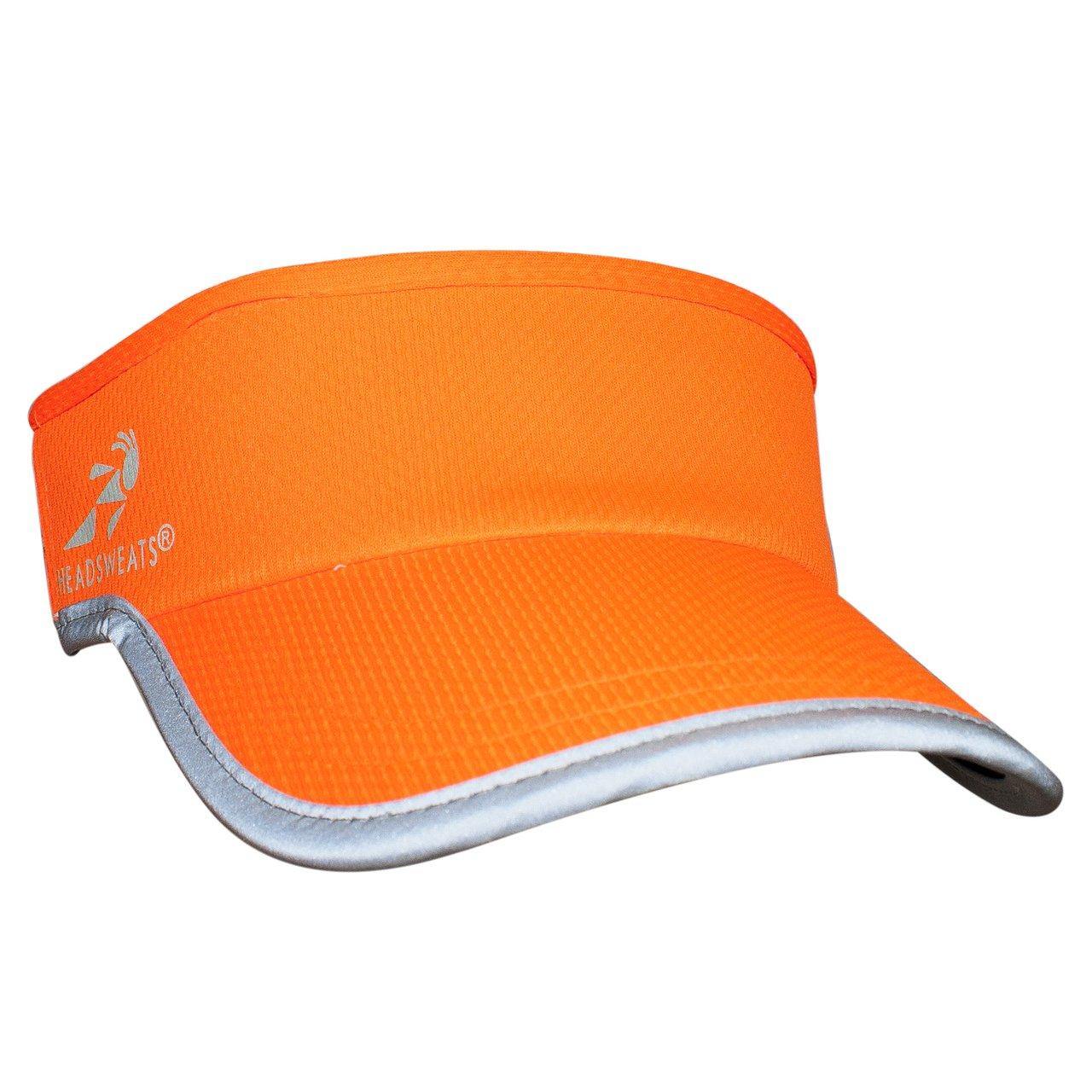 Headsweats Supervisor Headwear, Hi Viz Orange, One Size by Headsweats