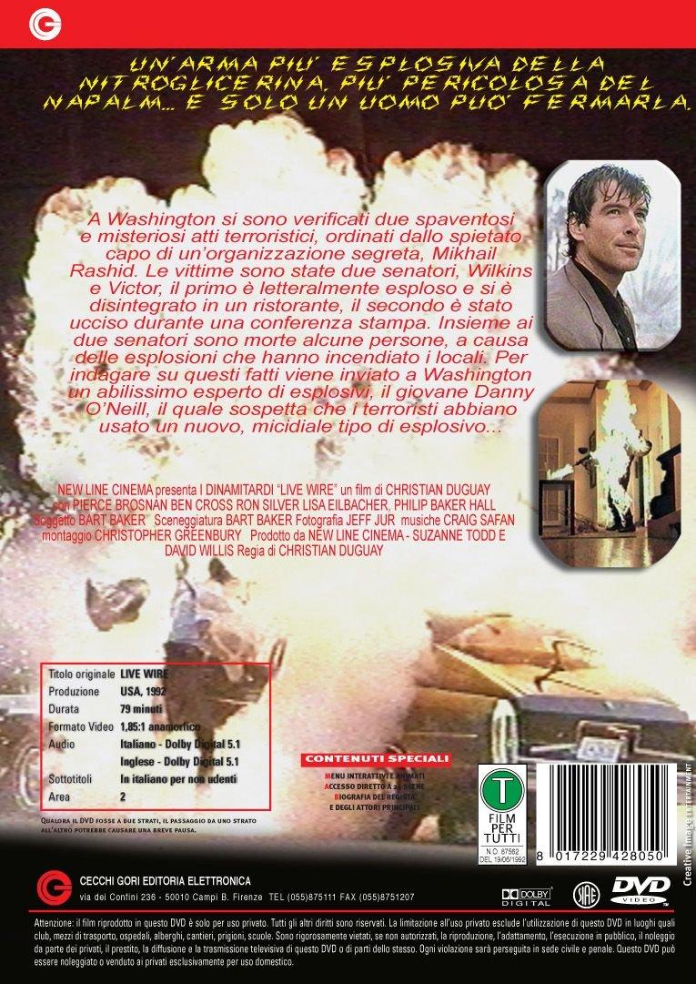 I Dinamitardi [Italia] [DVD]: Amazon.es: Pierce Brosnan, Ben ...