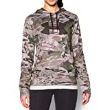 Under Armour Women's Armour Fleece Camo Big Logo Hoodie
