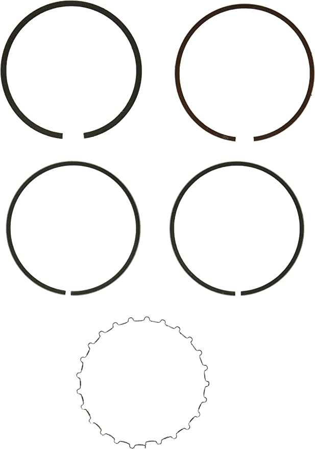 Wiseco 2283XE Ring Set for 58.00mm Cylinder Bore