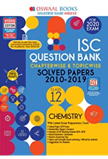 Amazon in: Buy Oswaal ISC Question Bank Class 12 English