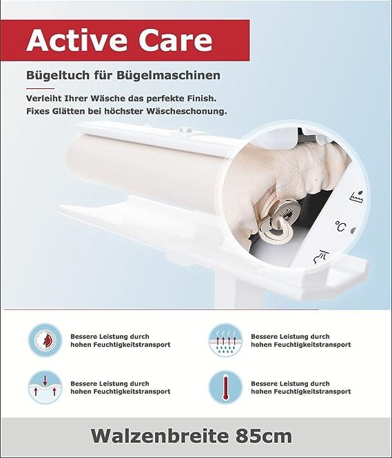 Active Care paño de plancha de para plancha eléctrica 85 cm ...