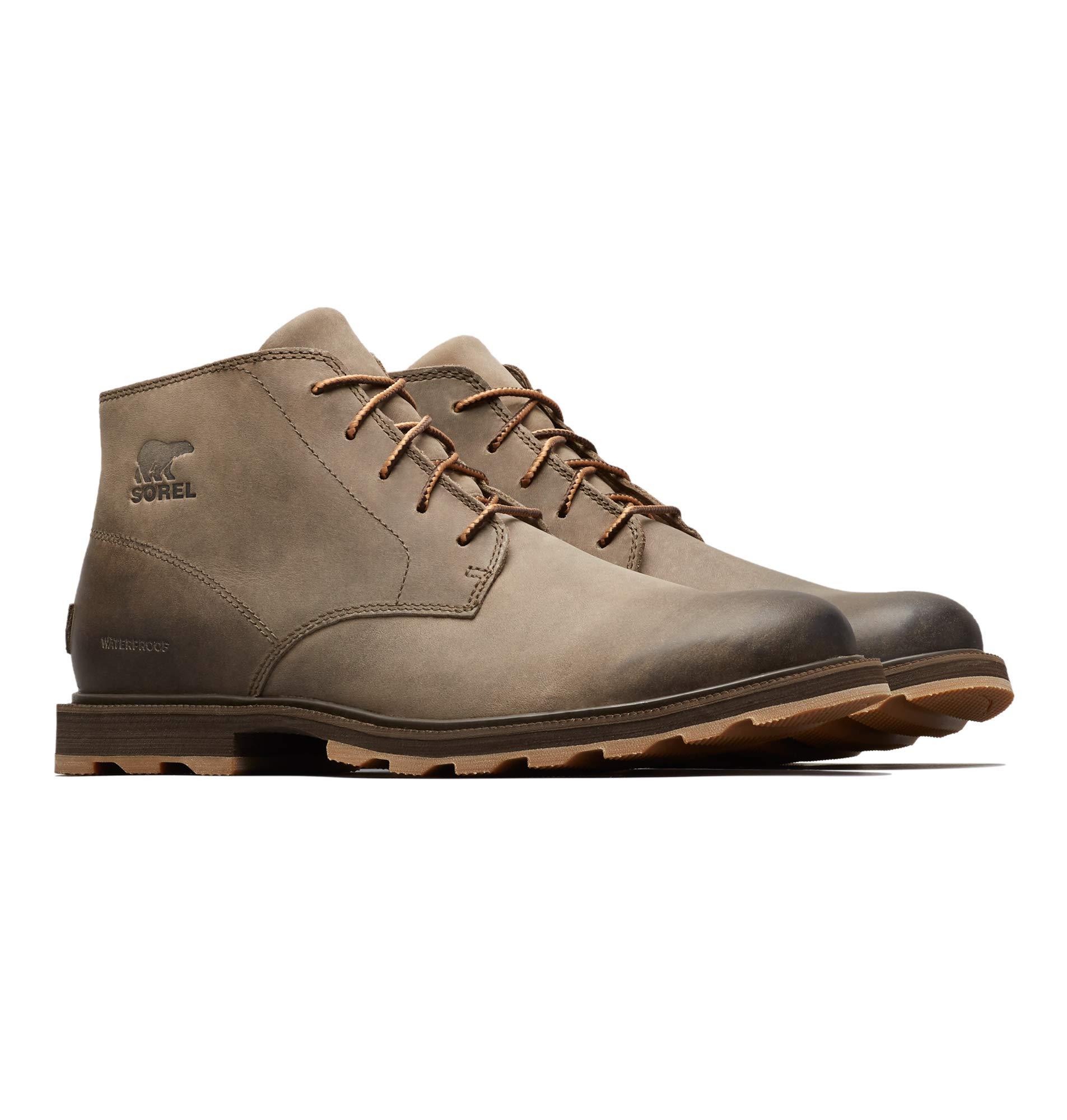 Madson Chukka Waterproof Boots, Leather