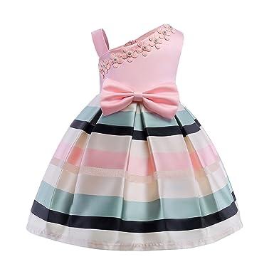 Dabag Kleider Kinder Madchen Sommerkleider Prinzessin Festliche