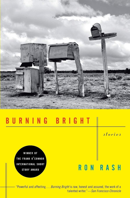 Burning Bright: Stories: Amazon.es: Rash, Ron: Libros en ...