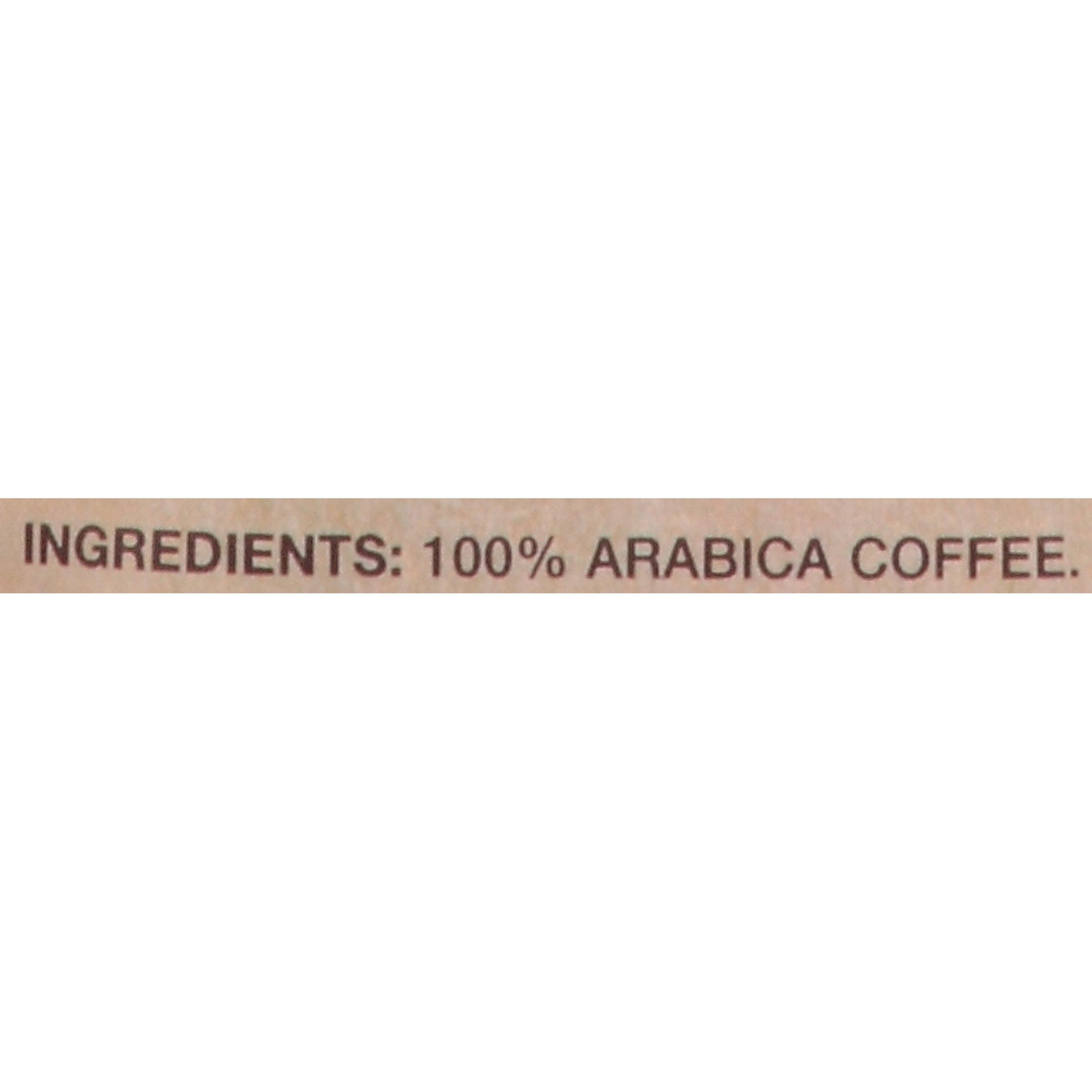 GEVALIA Colombian Coffee, Medium Roast, Ground, 12 Ounce, (Pack of 6)