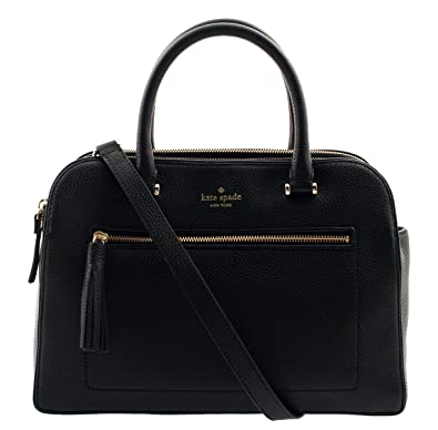 Amazon.com  Kate Spade New York Kalen Chester Street Satchel Handbag ... e5044de70177d