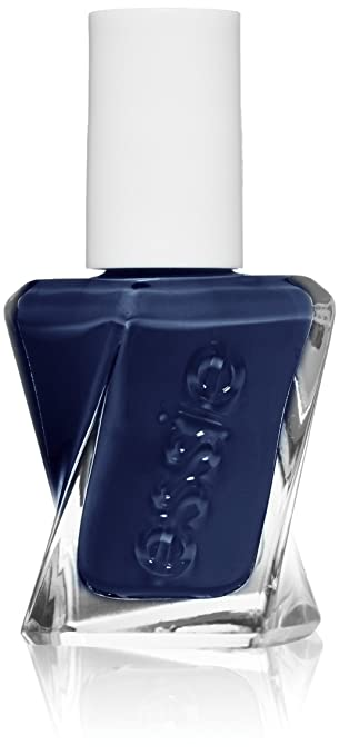 Amazon.com: essie gel couture nail polish, caviar bar, navy blue ...