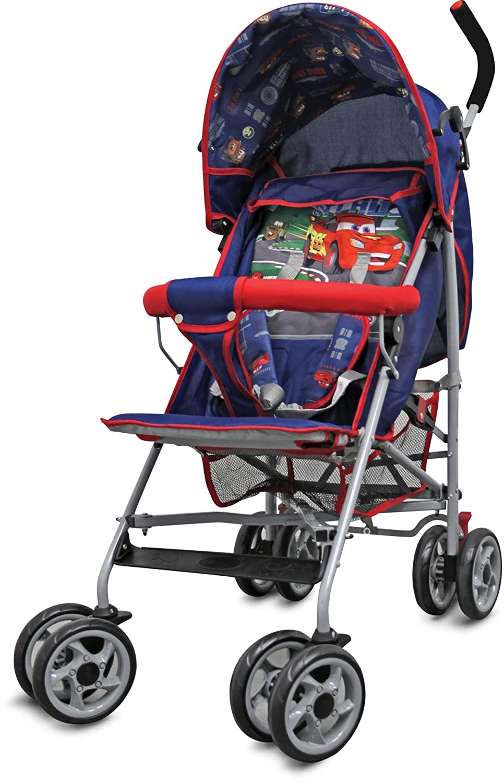 Kinderwagen mit verstellbarem Verschluss Einfache Disney Cars zugelassen bis 15/kg bis 36/Monate