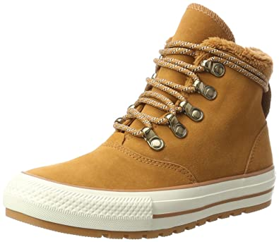f2f87bf4593 Converse Womens Chuck Taylor All Star Ember Boot Hi Hazel Egret Suede  Trainers 7 US