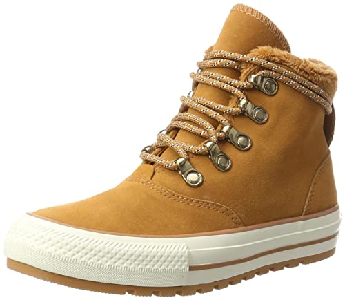 Converse Adults  CTAS Ember Boot Hi Hazel Egret Boat Shoes  Amazon ... 7c0876f3e